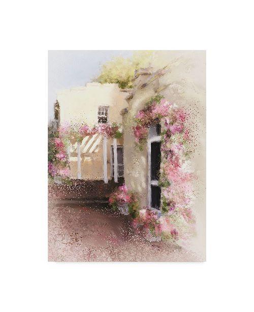 "Trademark Global Lois Bryan Those Fresh Spring Mornings Canvas Art - 37"" x 49"""