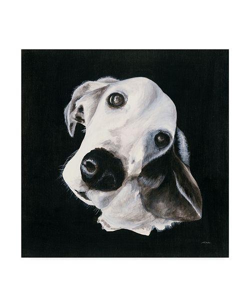 "Trademark Global Patsy Ducklow Max I Canvas Art - 27"" x 33"""