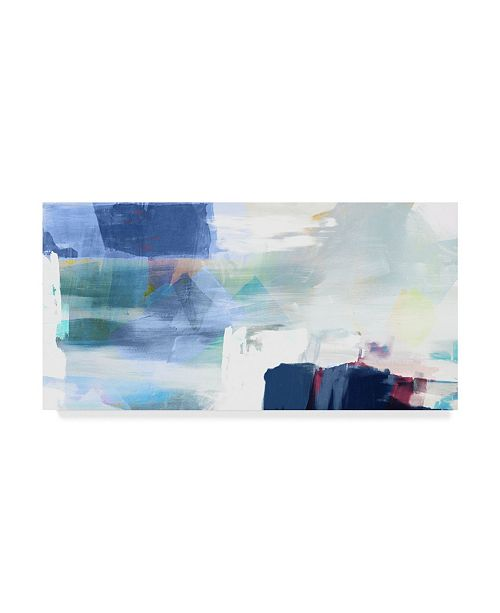 "Trademark Global Sisa Jasper Invisible I Canvas Art - 20"" x 25"""