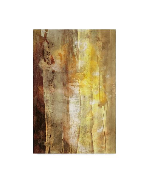 "Trademark Global Sisa Jasper Ua Ch Golden Glow I Canvas Art - 20"" x 25"""