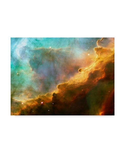 "Trademark Global Unknown Space Photography X Canvas Art - 15"" x 20"""