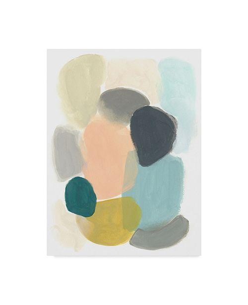 "Trademark Global June Erica Vess Variable Division I Canvas Art - 37"" x 49"""