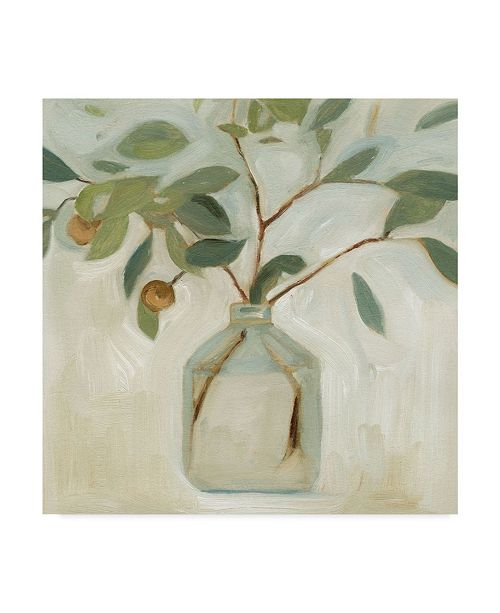 """Trademark Global Emma Scarvey Neutral Arrangement I Canvas Art - 15"""" x 20"""""""