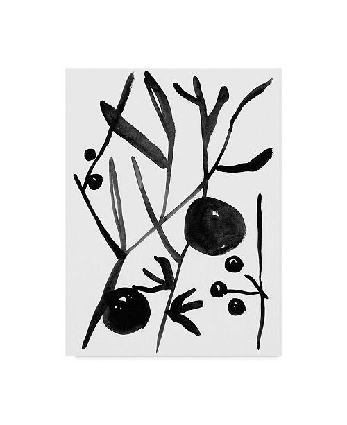 "Trademark Global Chariklia Zarris Graze I Canvas Art - 20"" x 25"""
