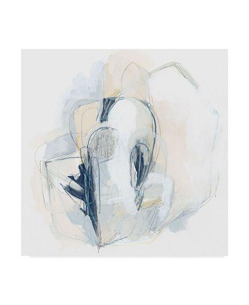 "Trademark Global June Erica Vess Ciudad IV Canvas Art - 15"" x 20"""