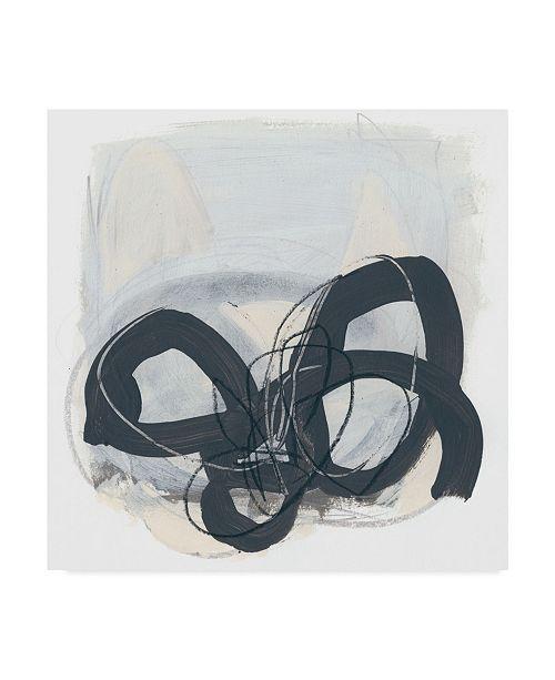 "Trademark Global June Erica Vess Tablature II Canvas Art - 15"" x 20"""