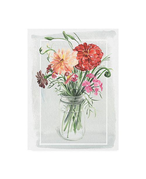 "Trademark Global Jennifer Paxton Parker Summer Wildflowers II Canvas Art - 20"" x 25"""