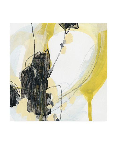 "Trademark Global June Erica Vess Conduit IV Canvas Art - 27"" x 33"""