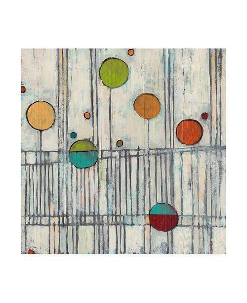 """Trademark Global June Erica Vess Arpeggio I Canvas Art - 27"""" x 33"""""""