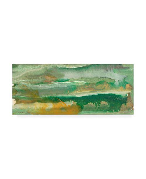 """Trademark Global Sharon Chandler Kinetic Alignments II Canvas Art - 37"""" x 49"""""""