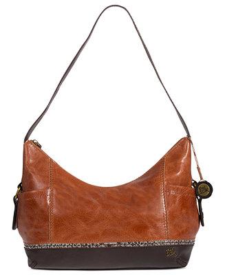 The Sak Kendra Leather Hobo Handbags Amp Accessories Macy S