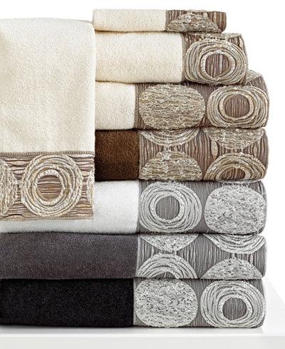 Avanti Bath Towels, Galaxy Wash Cloth