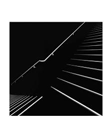 "Rolf Endermann Upstairs Canvas Art - 36.5"" x 48"""