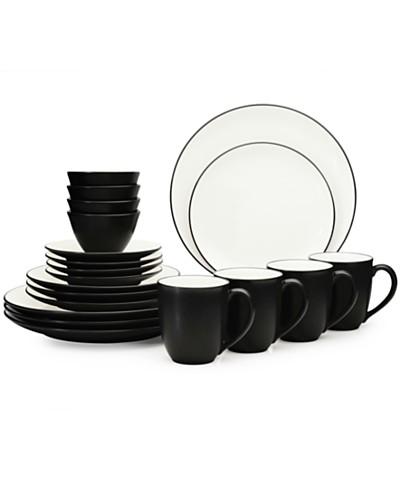 Noritake Colorwave 20-Pc. Dinnerware Set, Service for 4