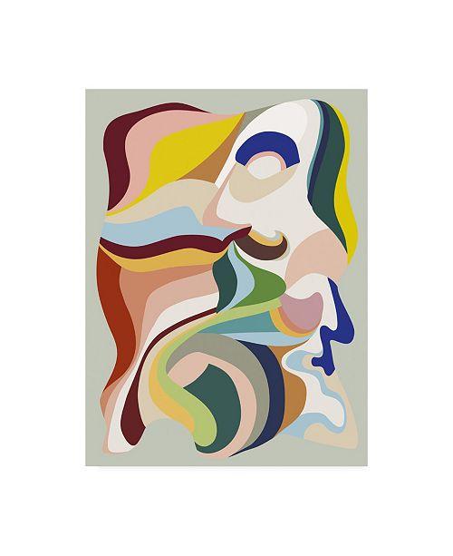 """Trademark Global Design Fabrikken Born Again 2 Fabrikken Canvas Art - 15.5"""" x 21"""""""