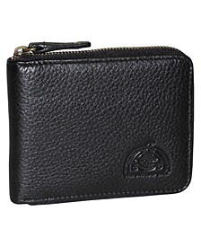 Soho RFID Zip-Around Wallet