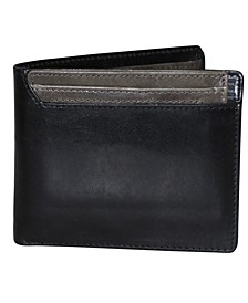 Alpha RFID ID Convertible Thinfold Wallet