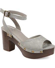 Journee Collection Women's Lorica Clogs