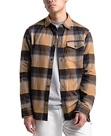 Men's Stayside Standard-Fit Plaid Chamois Shirt