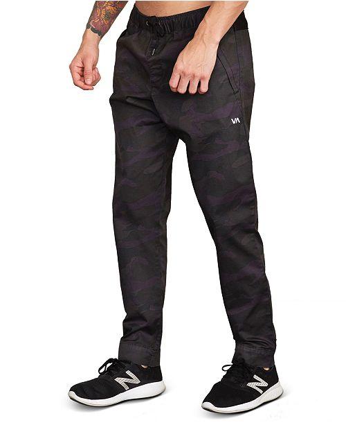 RVCA Men's Slim-Fit Spectrum II Pants