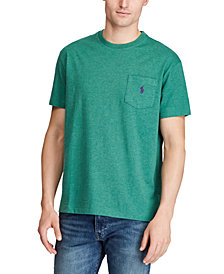 Polo Ralph Lauren Men's Pocket Logo T-Shirt
