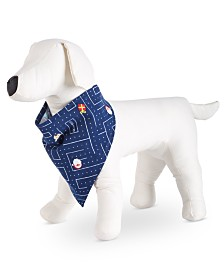 Matching Family Pajamas Race for Presents Pet Bandana, Created for Macy's
