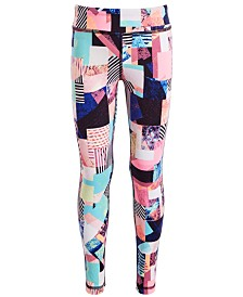 Ideology Little Girls Printed Leggings, Created for Macy's