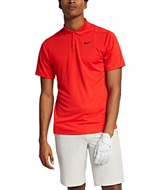Men's Golf Victory Solid Polo