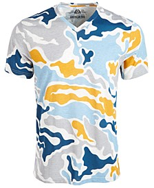 Men's Spaced Out Camo T-Shirt, Created for Macy's