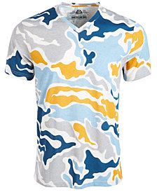 American Rag Men's Spaced Out Camo T-Shirt, Created for Macy's