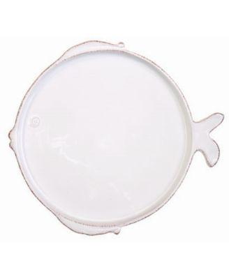 Lastra Fish Dinner Plate