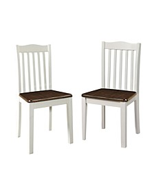 Henson Dining Chairs, 2-Pack