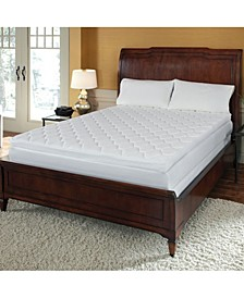 "Pure Rest 12"" Reversible Top Memory Foam Mattress - Full"