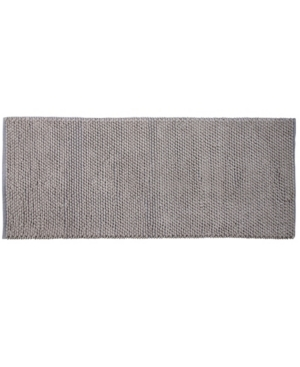 "Image of Affinity Linens Chenille Loop Oversized 22"" x 60"" Bath Rugs Bedding"