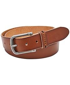 Men's Harvey Leather Belt