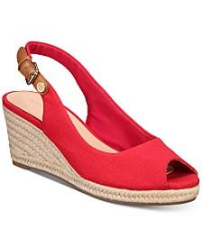 Tommy Hilfiger Women's Nhalia Wedge Sandals