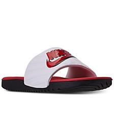 Boys Kawa JDI Slide Sandals from Finish Line