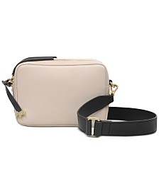 Radley London Zip Around Leather Crossbody