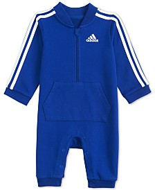 adidas Baby Boys French Terry Coverall