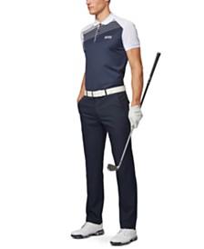 BOSS Men's Paddy Pro 1 Moisture-Wicking Polo Shirt