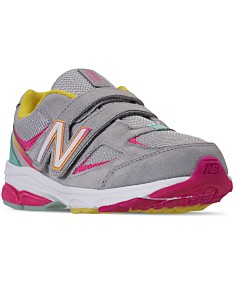 16686f5a4a47c New Balance Little Girls 888v2 Casual Athletic Sneakers from Finish Line