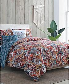 Bree 5-Pc. King Comforter Set