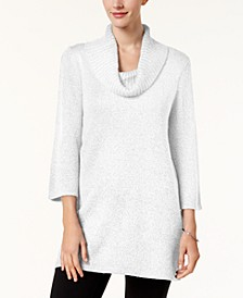 Cowlneck Tunic, Created for Macy's