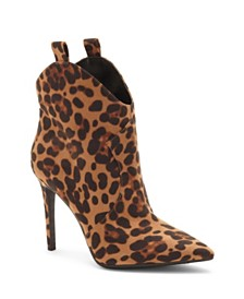 Jessica Simpson Pixille Stiletto Western Booties