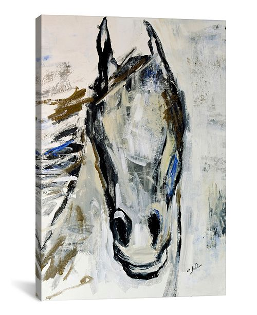 """iCanvas Picasso`S Horse I by Julian Spencer Wrapped Canvas Print - 60"""" x 40"""""""