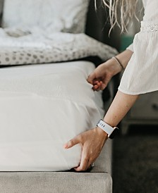 eLuxury Terry Cloth Top Mattress Protector Collection
