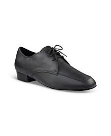 """Capezio Men's Ballroom - Ben 1"""" Heel Shoe"""