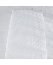 Quilted Crib Mattress Pad Set of 2