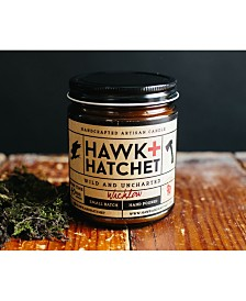 Hawk and Hatchet Wicklow 8 oz Candle
