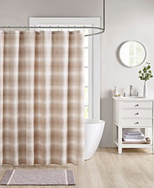 "Decor Studio Sorrento 72"" x 72"" Shower Curtain"